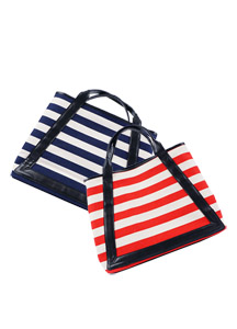 Treble Stripe Toddle Bag