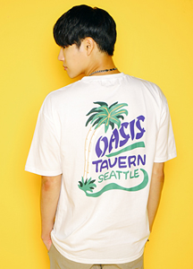 19610 - Daniel printing Short T shirts <br> (1 size) <br>