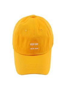 Pastel lantern ball cap