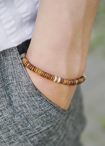 Independent wood bracelet