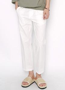 19671 - Union Mid Wide Linen Pants <br> (4 size) <br>