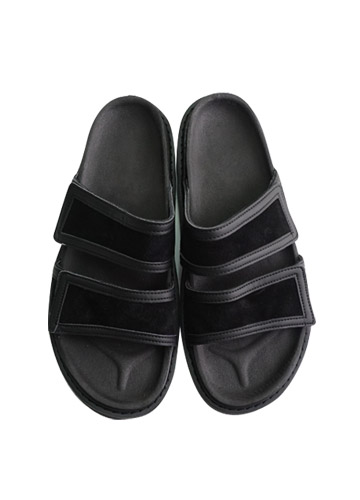 19709 - Bold Velcro Slippers <br> (10 mm) <br>
