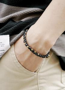 Golden Narrow Bracelet