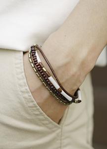 19903 - Select natural bracelet <br>
