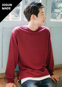 20032 - Layered Man to man <br> (3 size) <br>