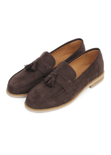 20136 - antique tassel Loafers <br> (5 mm) <br>