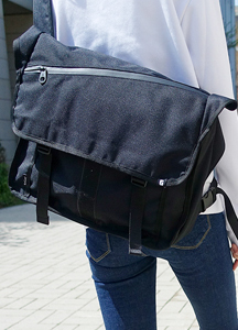 20224 - Genius Messenger Bag <br> (1 color) <br>