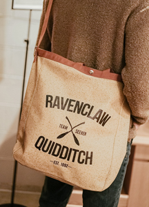 20341 - Quidditch Tote & cross bag <br> (4 color) <br>