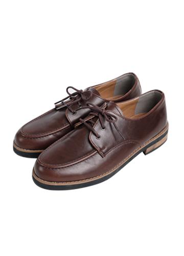 20389 - Jardin leather shoes <br> (10 mm) <br>