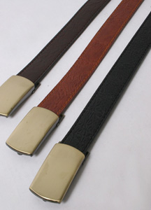1153 - A024 / slim gold belt <br> (3 color) <br>