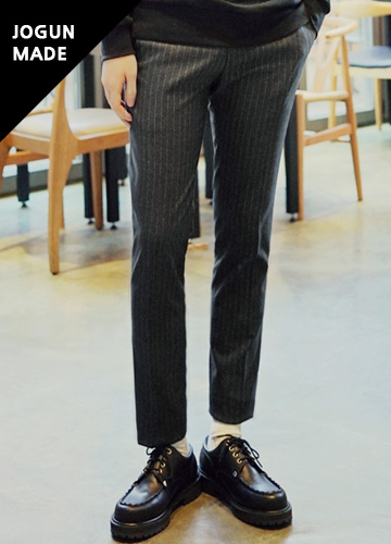 20464 - Normal Stripe Span Slacks <br> (4 size) <br>