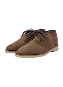 20483 - Suede Fur Tokyo Shoes <br> (5 mm) <br>