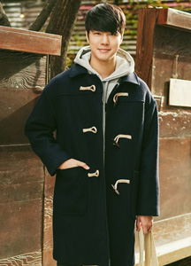 20546 - Overcoat Wool Duffle coat <br> (1 size) <br>