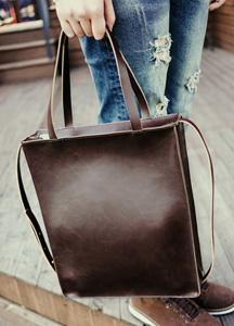 20547 - Modern Square Todd & cross bag <br>