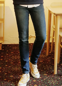 20659 - Shopler Slim denim pants <br> (4 size) <br>
