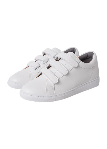 20666 - Casual Velcro Sneakers <br> (5 mm) <br>