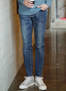 20715 - Denim Pants <br> (4 size) <br>