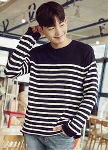 20854 - Mid Stripe Knit Tee <br> (1 size) <br>