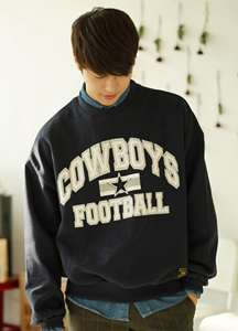 20867 - Cowboy Over Man to man <br> (1 size) <br>