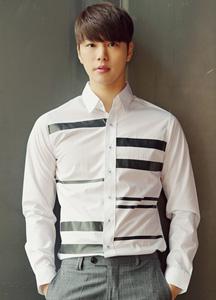 20976 - Bucket Stripe Shirt <br> (3 size) <br>