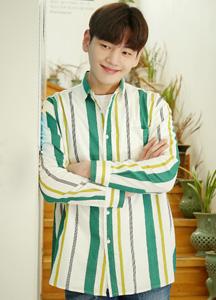 21037 - Shadow Twin Stripe Shirt <br> (2 size) <br>