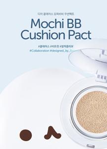 21180 - Klairs X Between Mochibibi Cushion Fact <br> (1 type) <br>