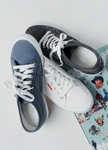 21205 - Rumble Cotton Sneakers <br> (5 mm) <br>