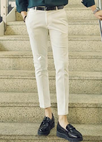 21212 - Lure Hidden Banding Cotton Pants <br> <font style=font-size:11px;color:#595959>28/30/32</font> <br>