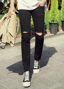 21214 - Black jeans <br> (3 size) <br>
