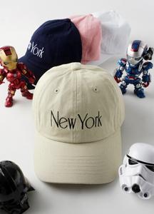 21261 - New York Long Strap Ball Cap <br>