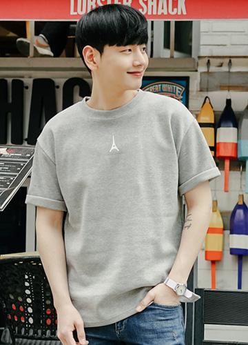 21263 - National Landmark Short T shirts <br> (1 size) <br>