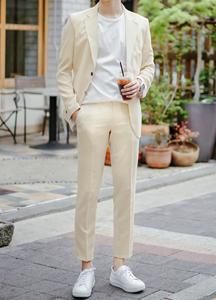21282 - Maze Linen Suit Setup <br> (5 size) <br>