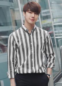 21313 - Bowl large Stripe Shirt <br> (2 size) <br>