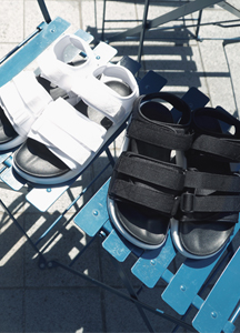 21332 - Bold Velcro Sandals <br> (5 mm) <br>