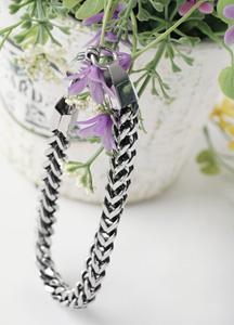21404 - Blind chain bracelet <br>