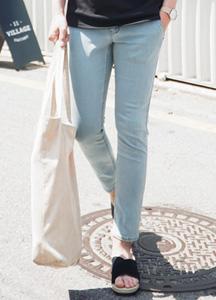 21424 - 5color Denim Pants to use <br> (5 size) <br>