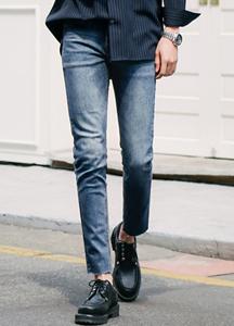 21441 - Modern Washing Cutting Jeans <br> (4 size) <br>
