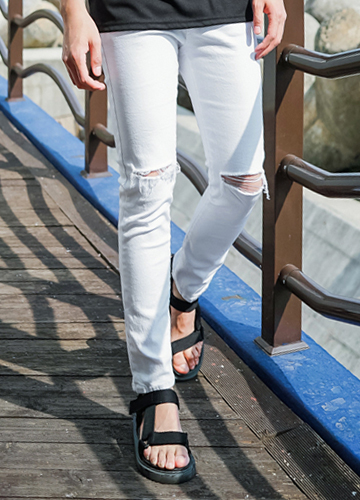 21492 - Whitening Cutting Pants <br> (4 size) <br>