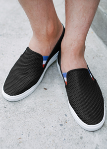21541 - Moving Mesh Slip-on Shoes <br> (5 mm) <br>