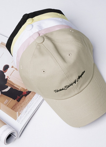 21570 - United Solid Ball Cap <br>