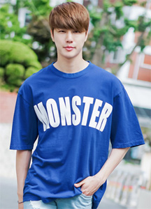 21573 - Monster Box Pit Short T shirts <br> (1 size) <br>