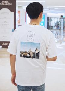 21576 - Cactus Warrior Short T Shirts <br> (1 size) <br>