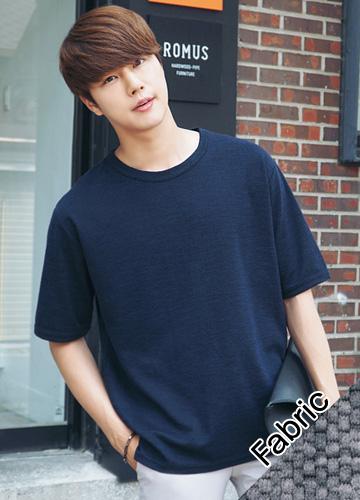 21558 - Monocle Zach Short T shirts <br> (2 size) <br>