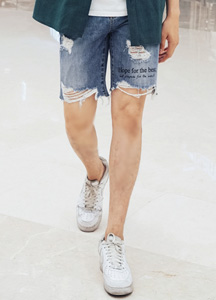21612 - Denim Shorts <br> (4 size) <br>