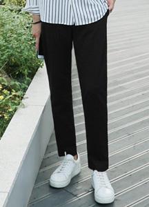 21634 - Lin Linen Banding Pants <br> <font style=font-size:11px;color:#595959>28/30/32/34/36</font> <br>