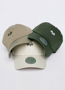 21644 - Revolver stitch ball cap <br>