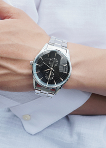 21659 - Man's core metal watch <br>