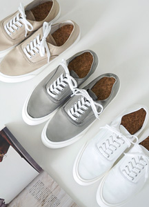21664 - Athletic Cotton Sneakers <br> (5 mm) <br>