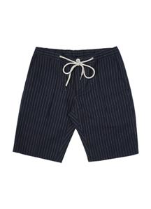 19410 - Linen Banding Stripe Shorts <br> (4 size) <br>