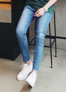 21710 - Deer Span Cut Jeans <br> <font style=font-size:11px;color:#595959>28/30/32/34</font> <br>